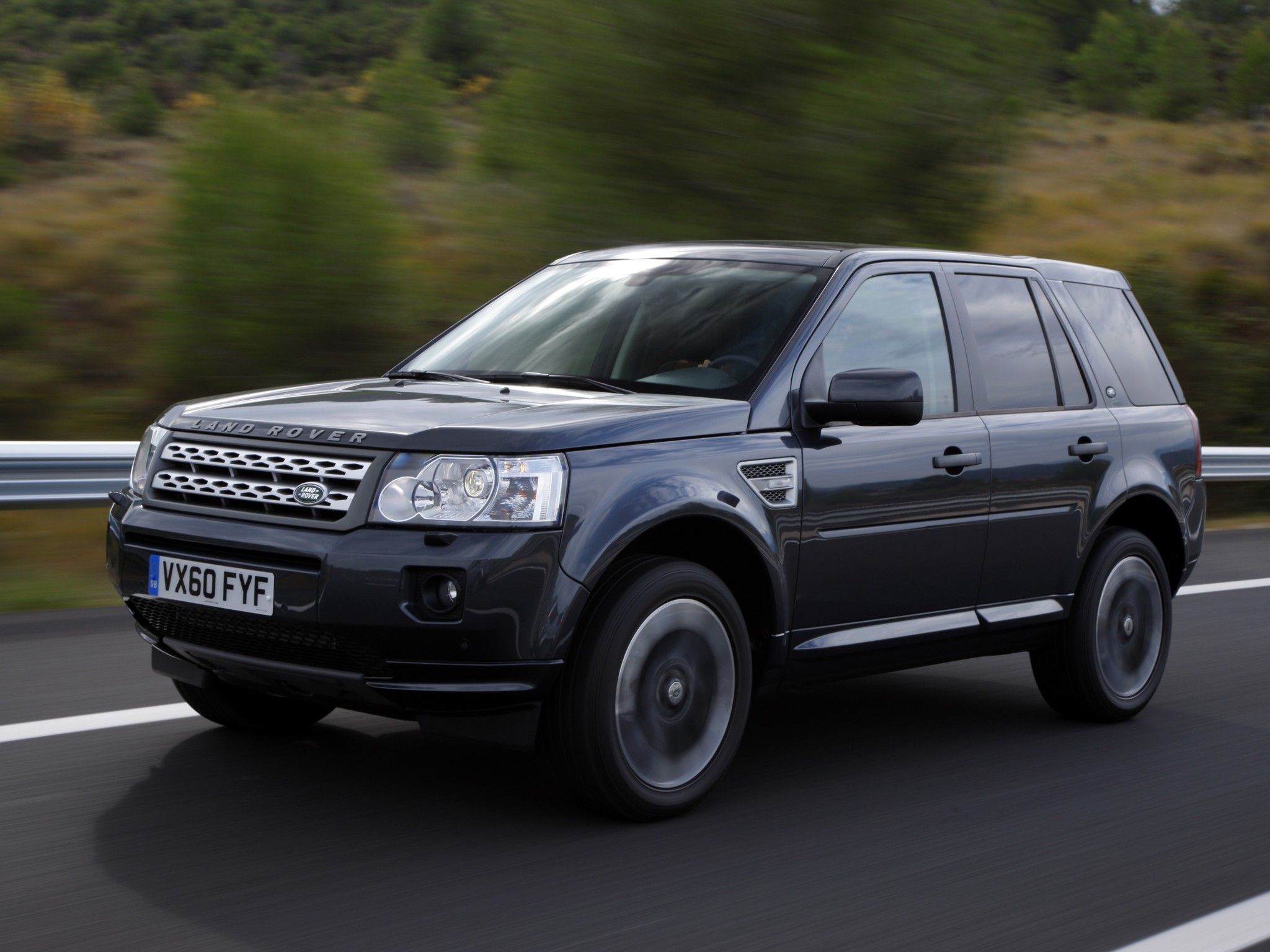 Land rover freelander photo - 3