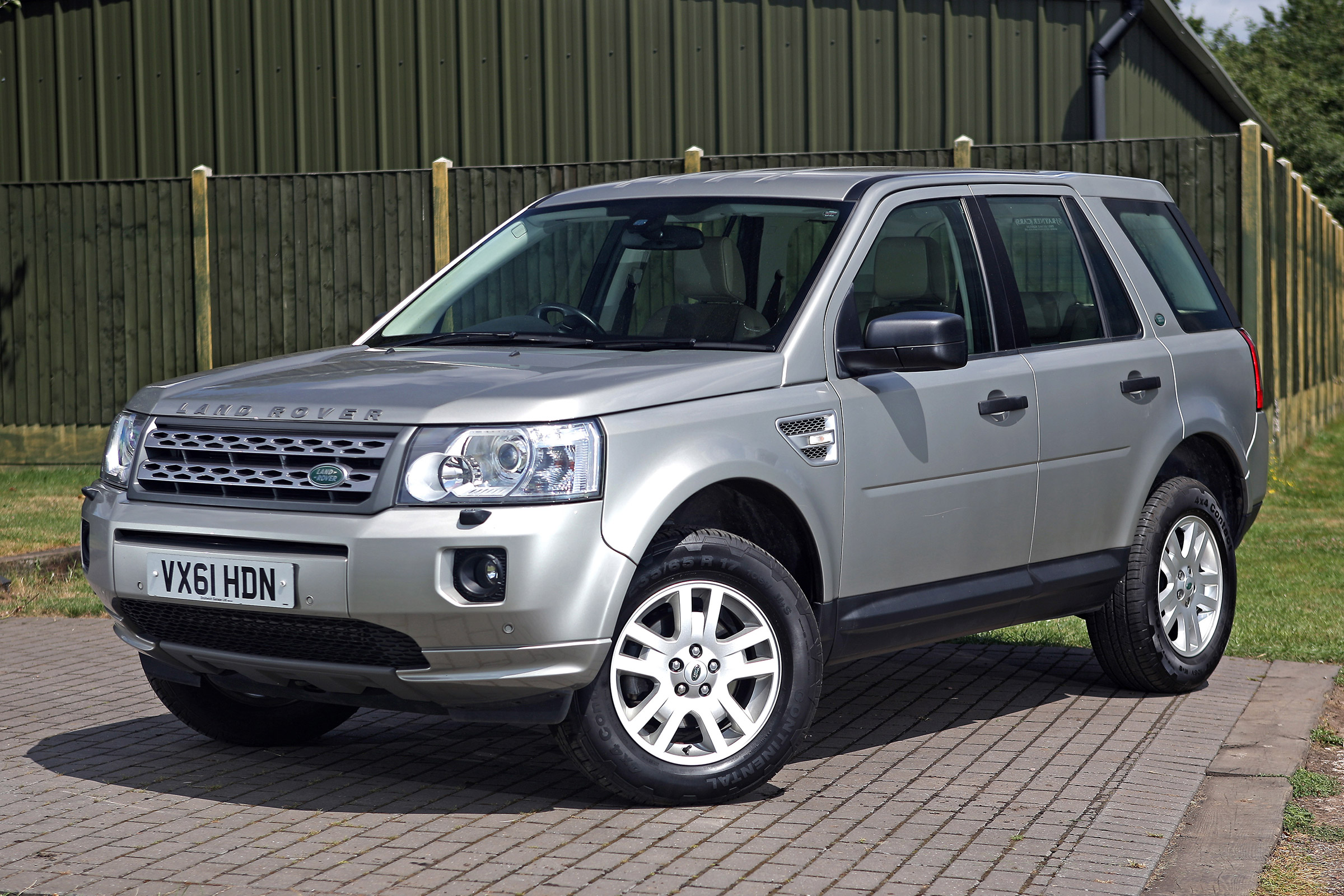 Land rover freelander photo - 4