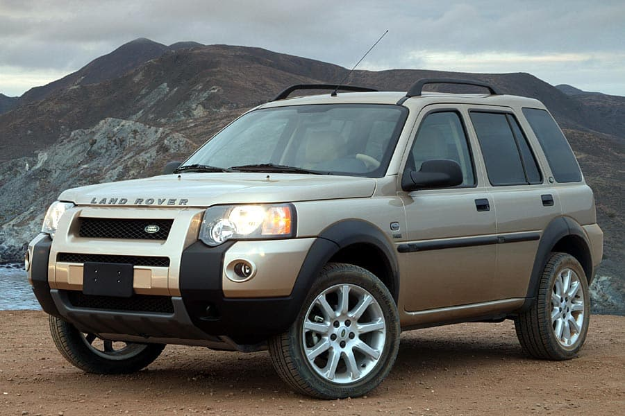 Land rover freelander photo - 5