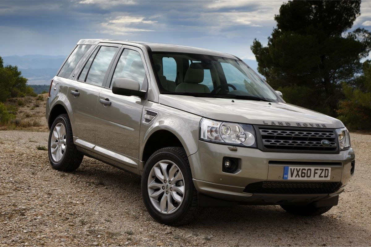 Land rover freelander photo - 6