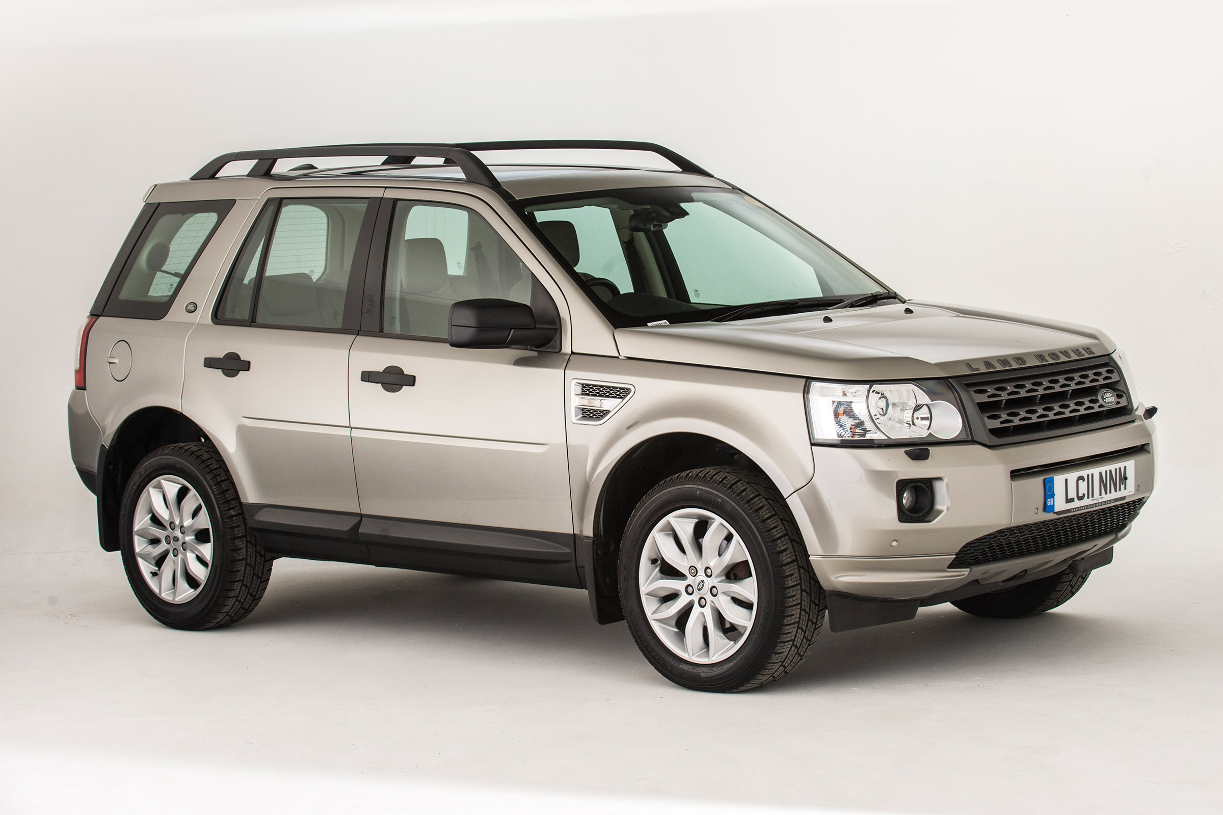 Land rover freelander photo - 7