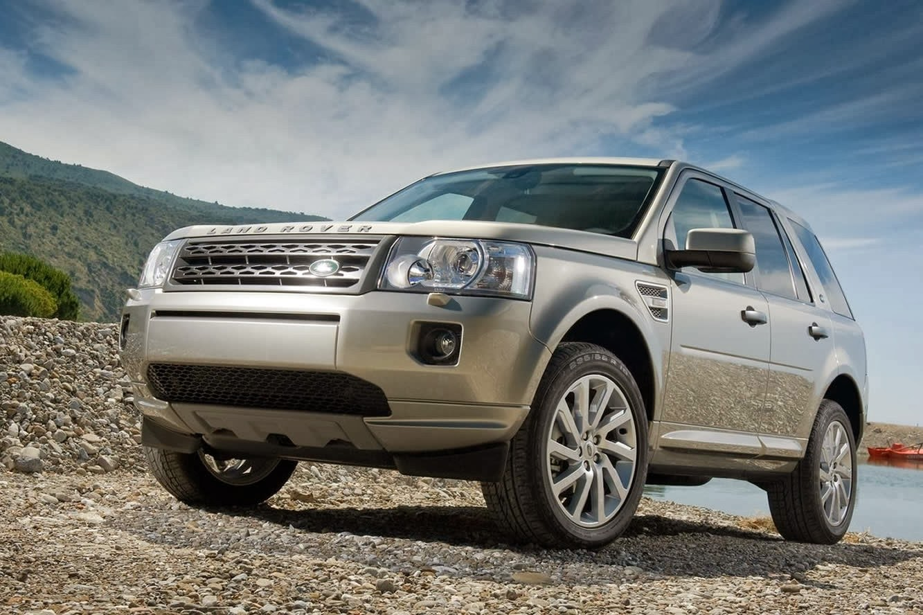 Land rover freelander photo - 9