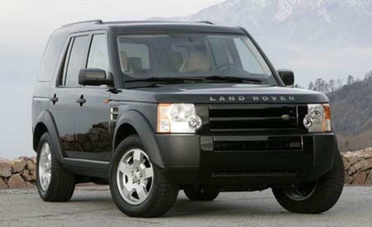 Land Rover Lr3 Photo And Video Review Comments 2005 Engine Diagram 2