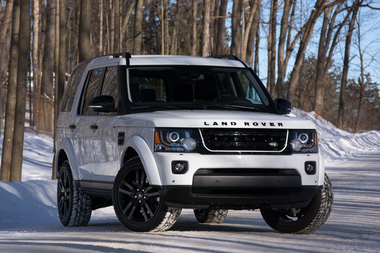 Land-rover lr4 photo - 3