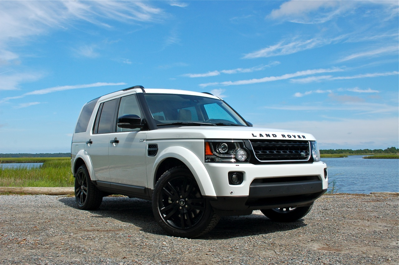Land-rover lr4 photo - 6