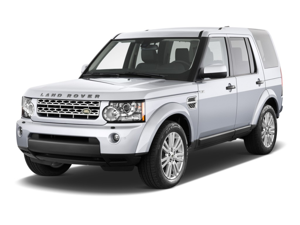 Land-rover lr4 photo - 7