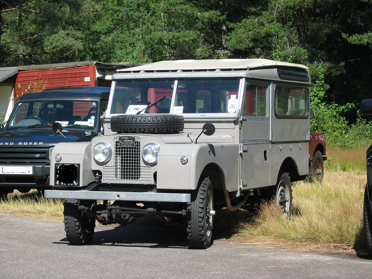 Land rover one photo - 3