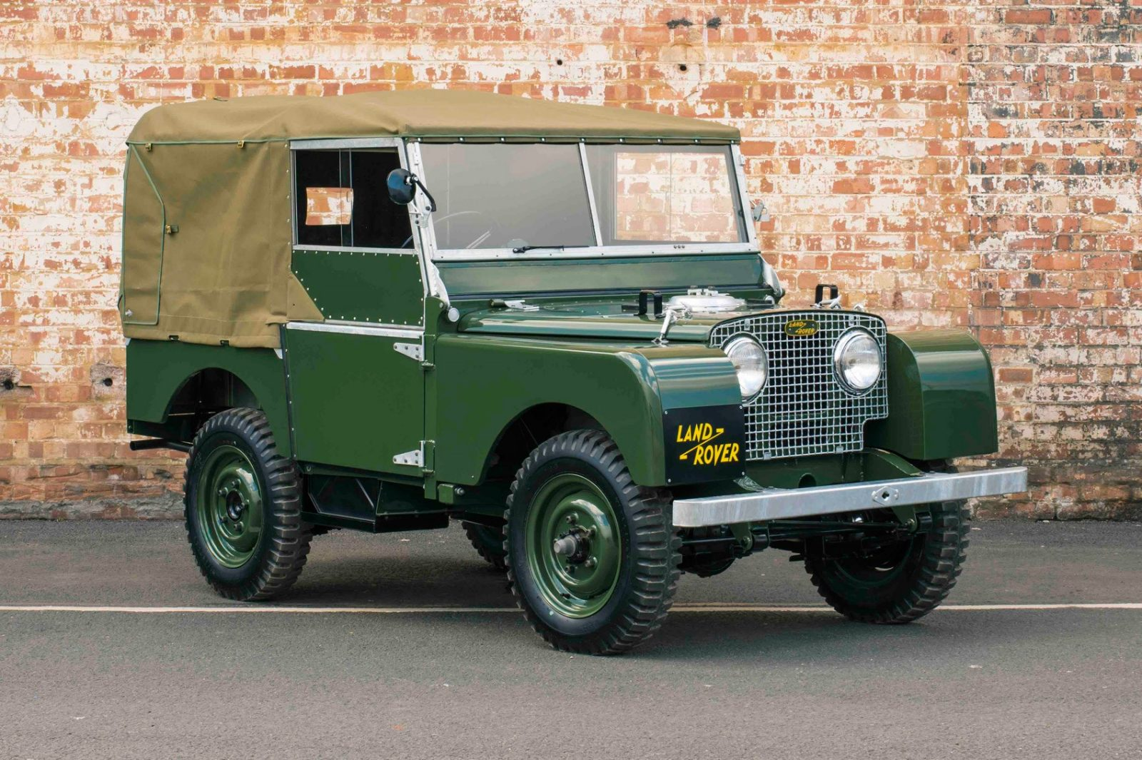 Land rover one photo - 4