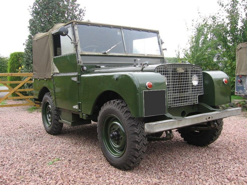 Land-rover one photo - 5