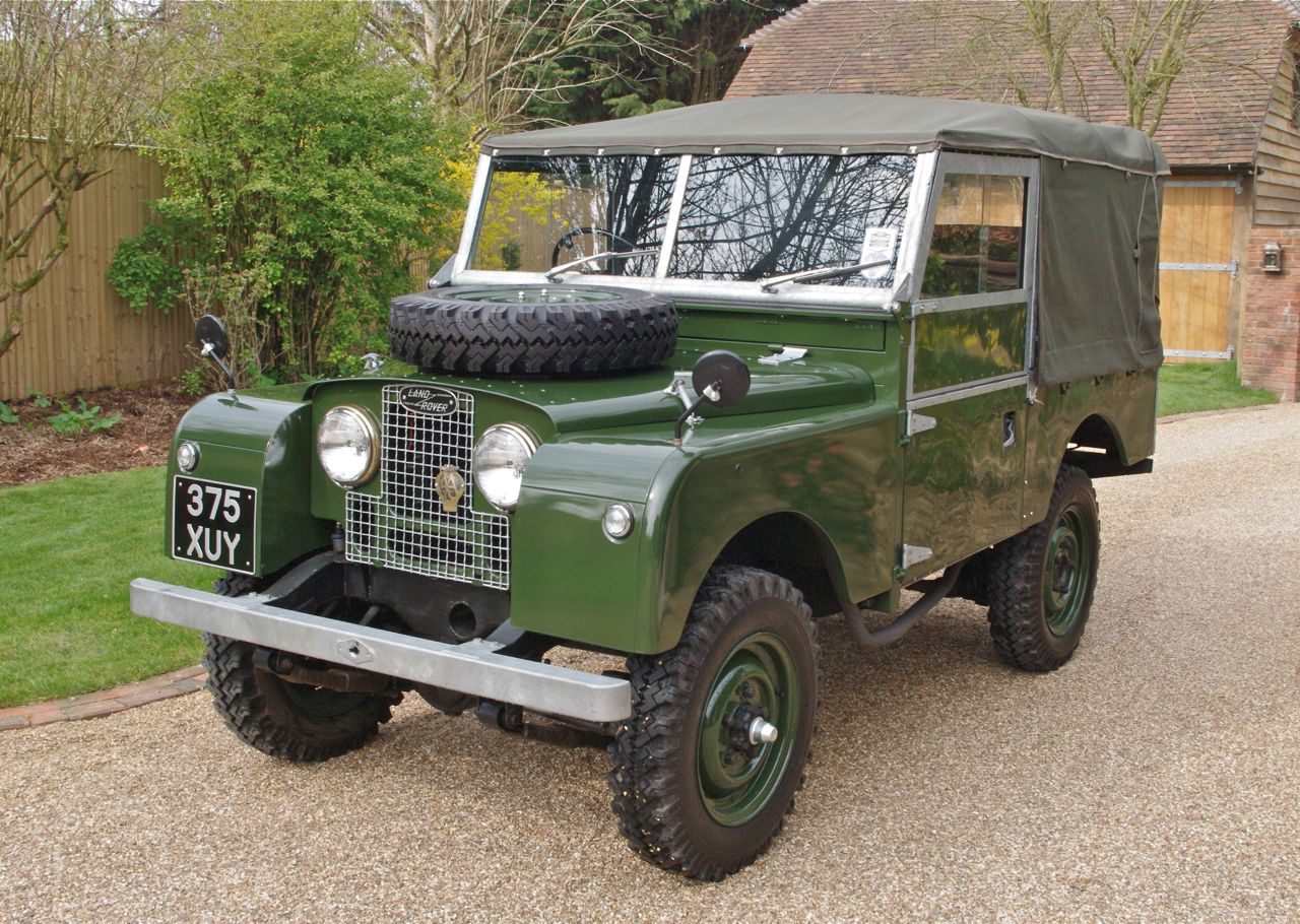 Land-rover one photo - 6