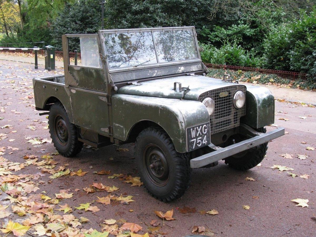Land-rover one photo - 7