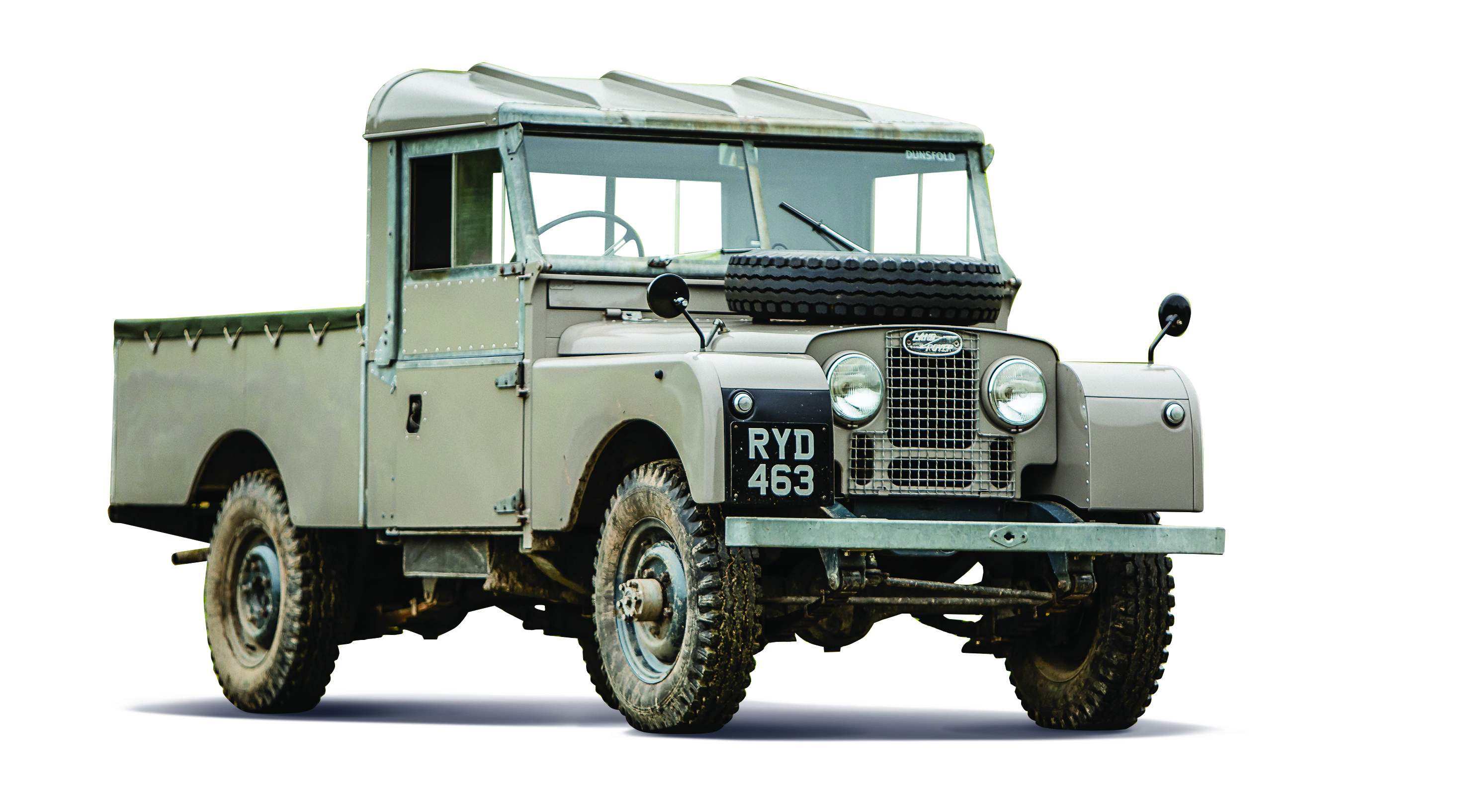 Land rover one photo - 8