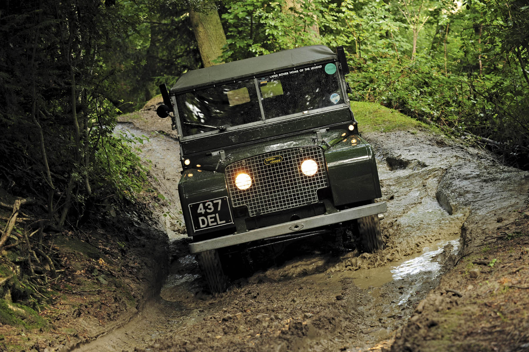 Land rover one photo - 9