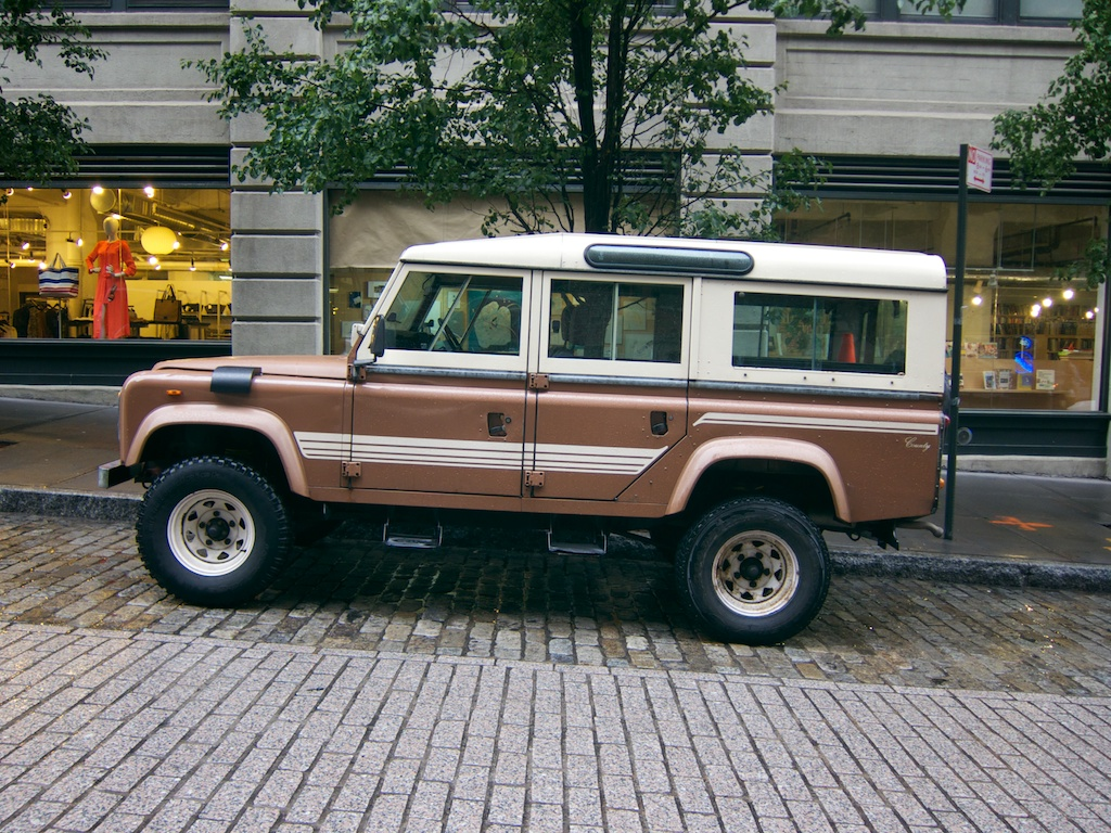 Land rover one-ten photo - 3