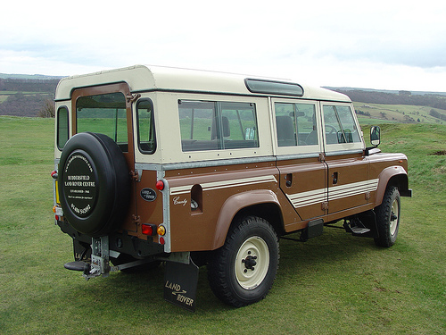 Land rover one-ten photo - 4