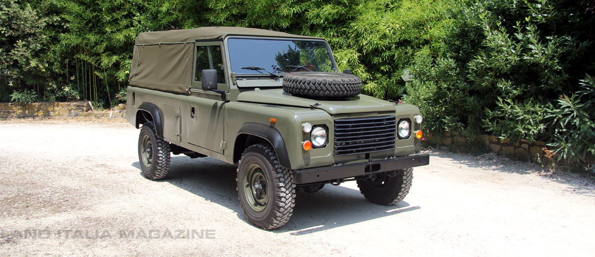 Land rover one-ten photo - 7