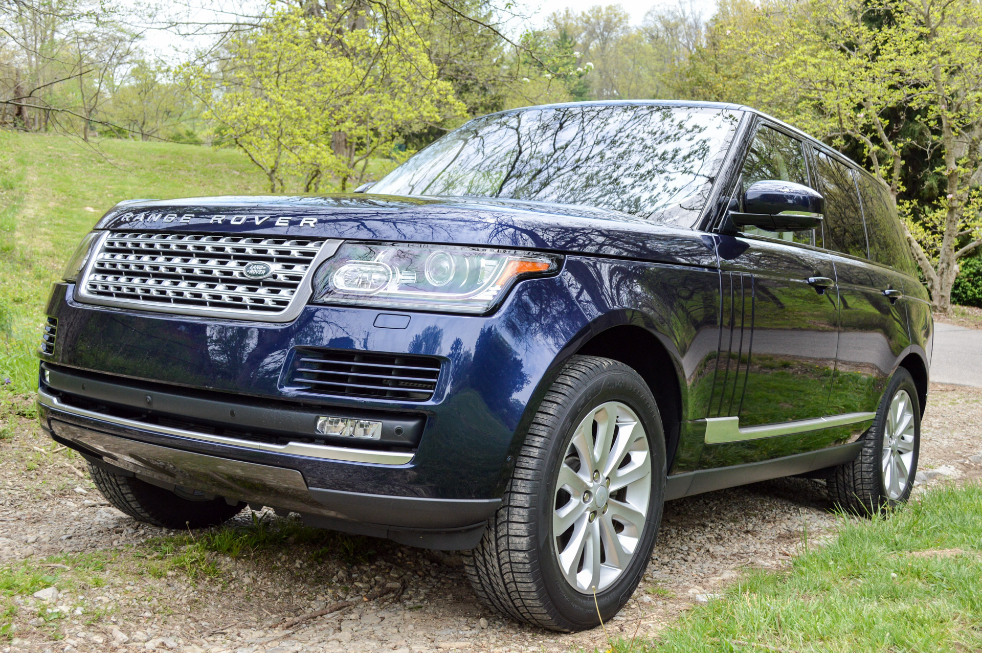 Land rover range rover photo - 1