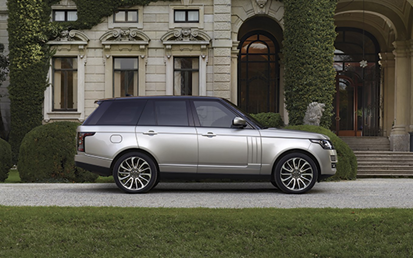 Land rover range rover photo - 10