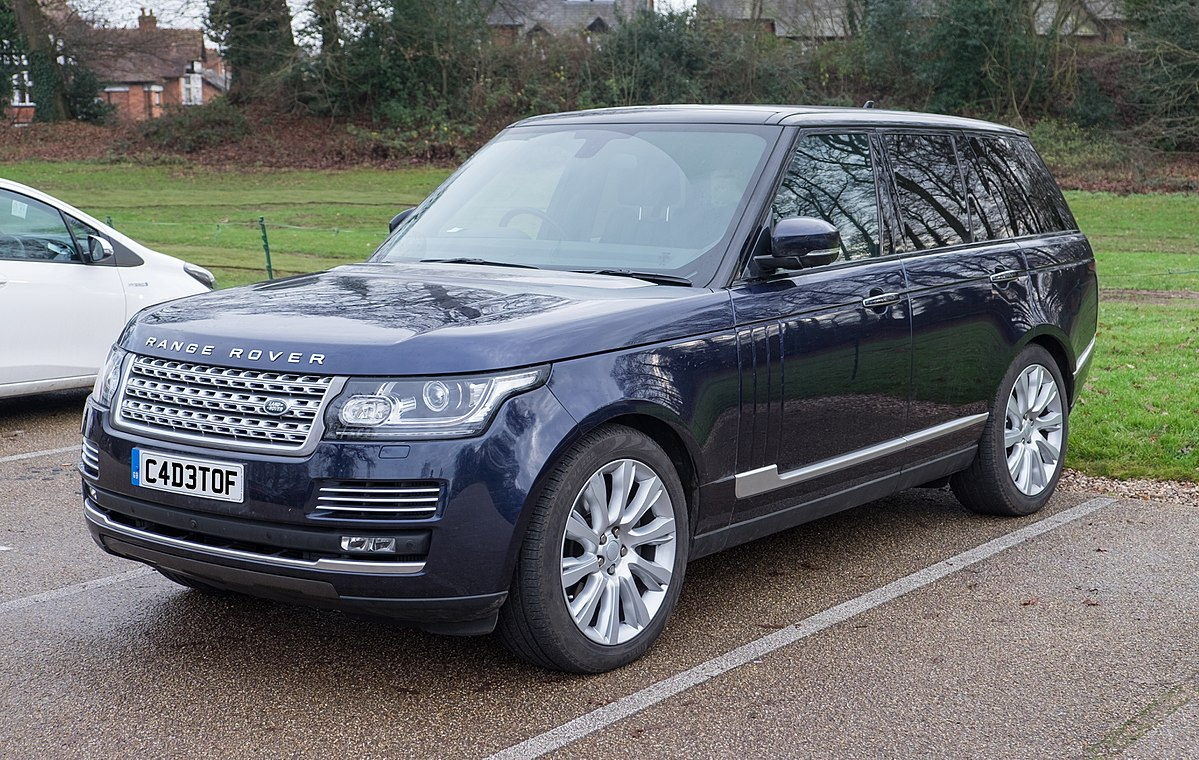 Land rover range rover photo - 2