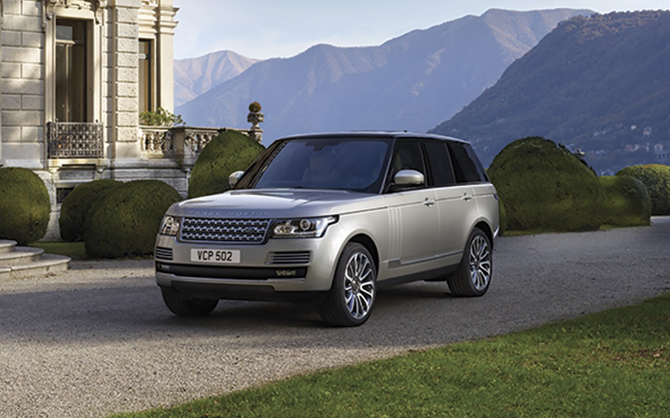 Land rover range rover photo - 5