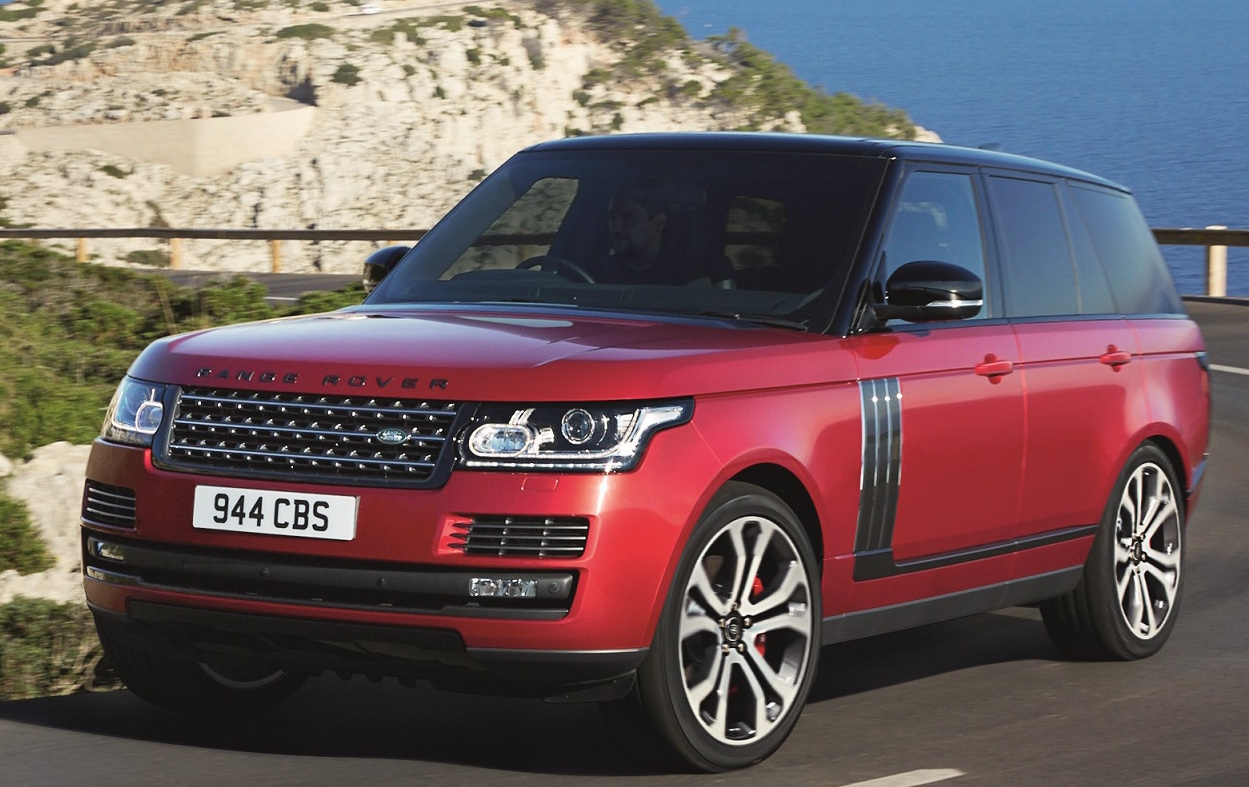 Land rover range rover photo - 7