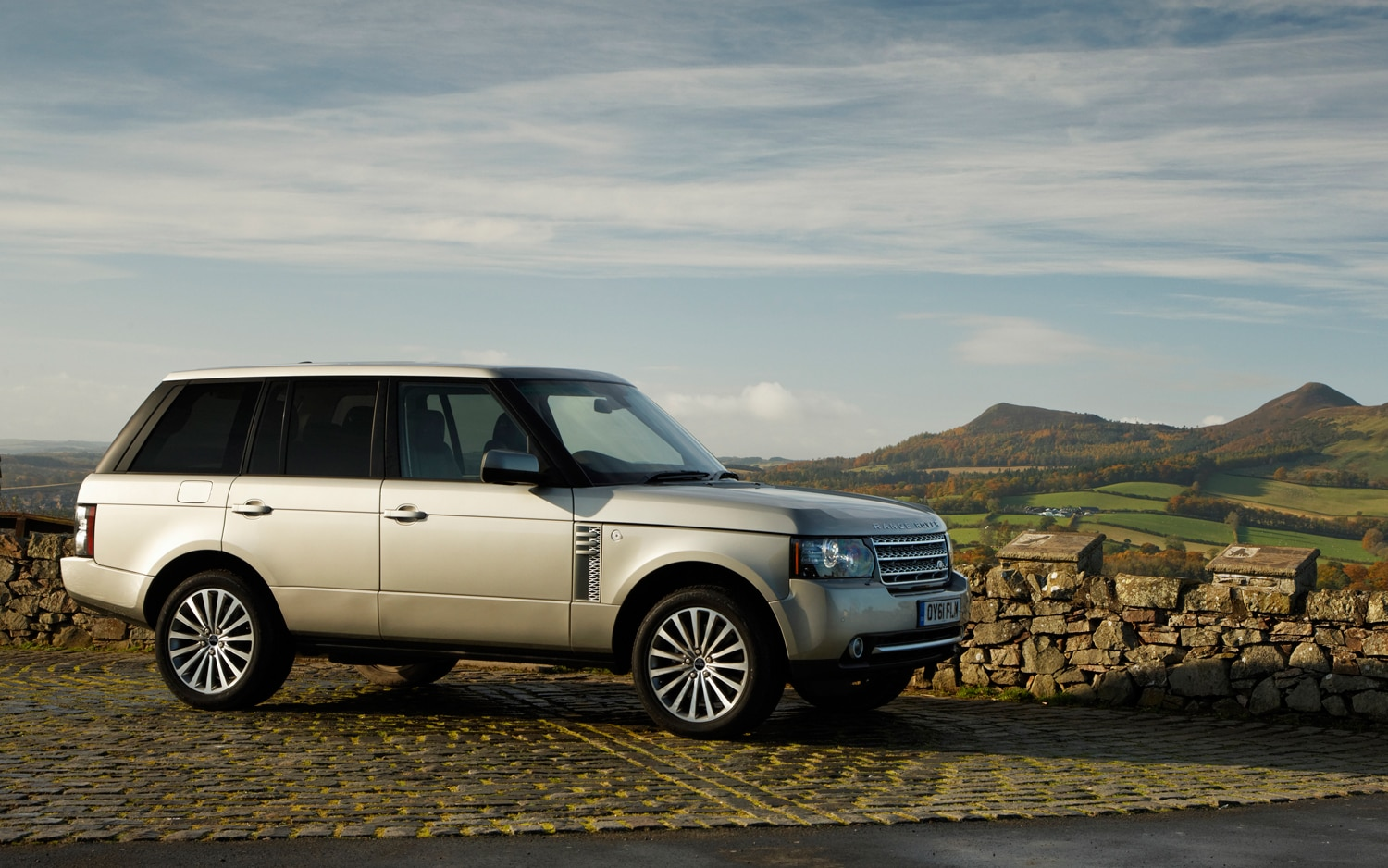 Land rover range rover photo - 8