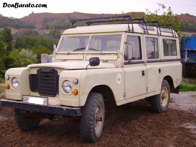 Land rover santana photo - 10