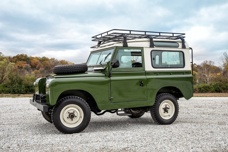 Land rover santana photo - 3