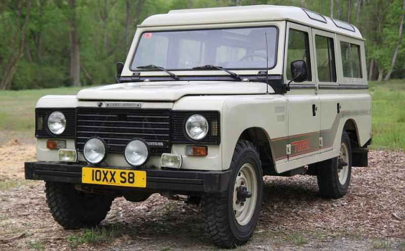 Land rover santana photo - 6