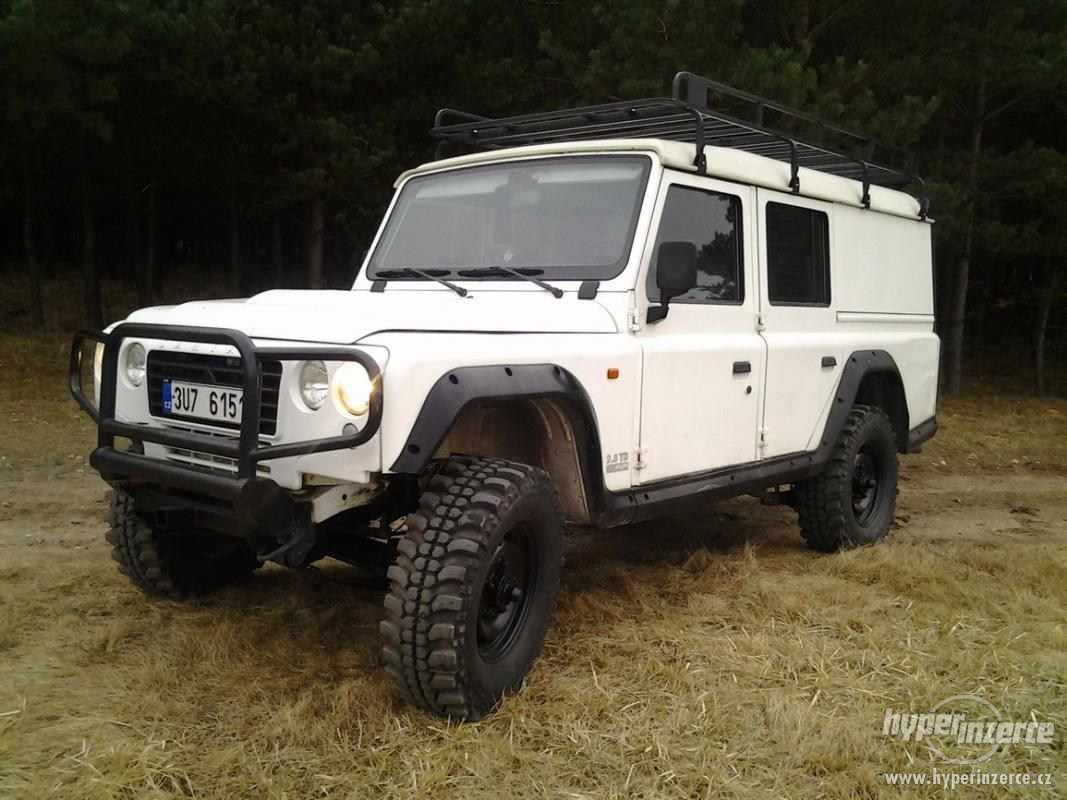 Land rover santana photo - 7