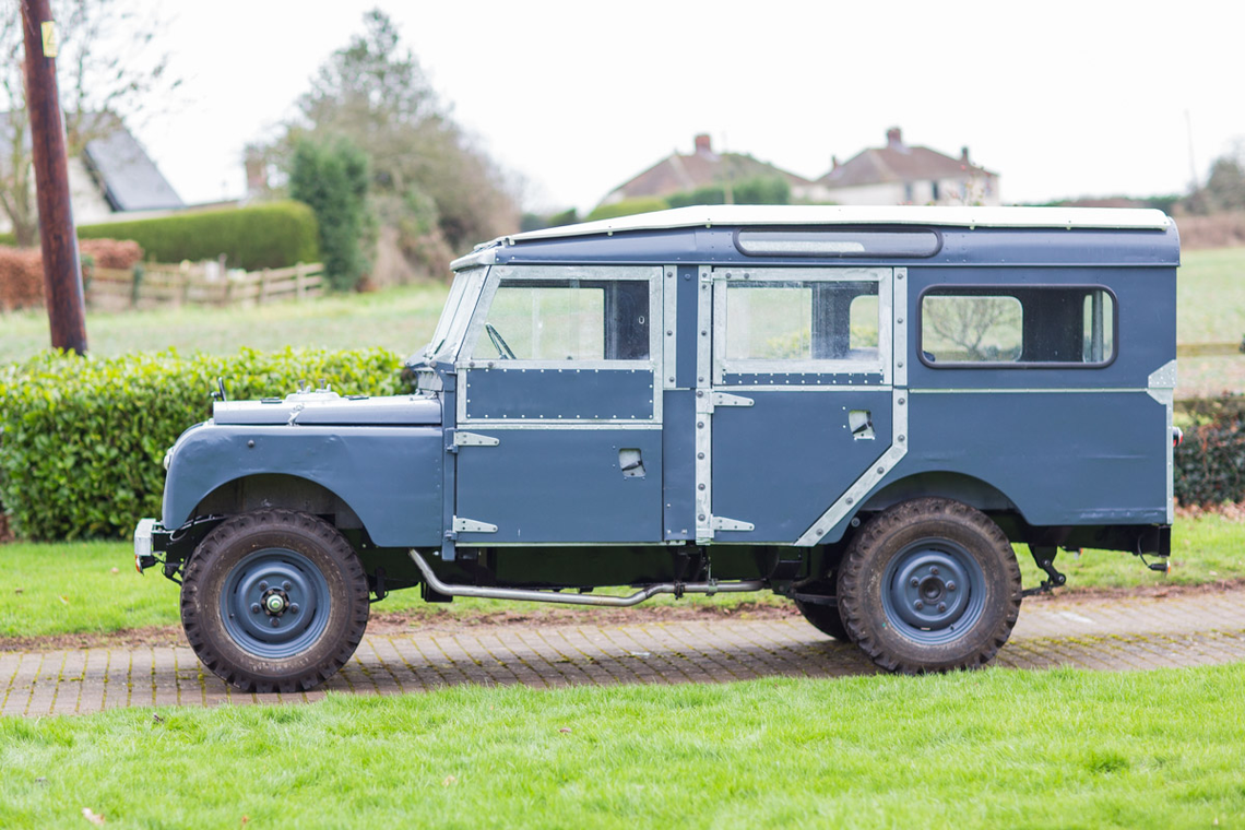 Land rover station photo - 10