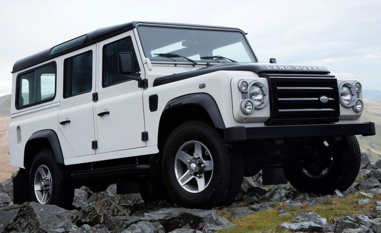Land rover station photo - 2
