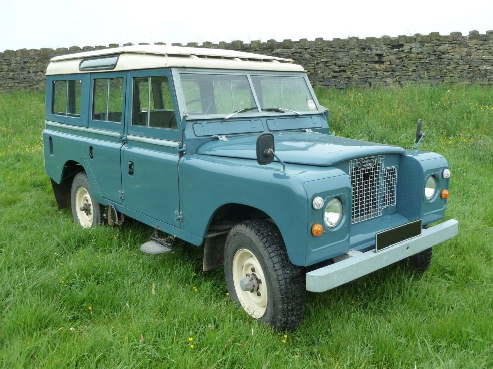 Land rover station photo - 3