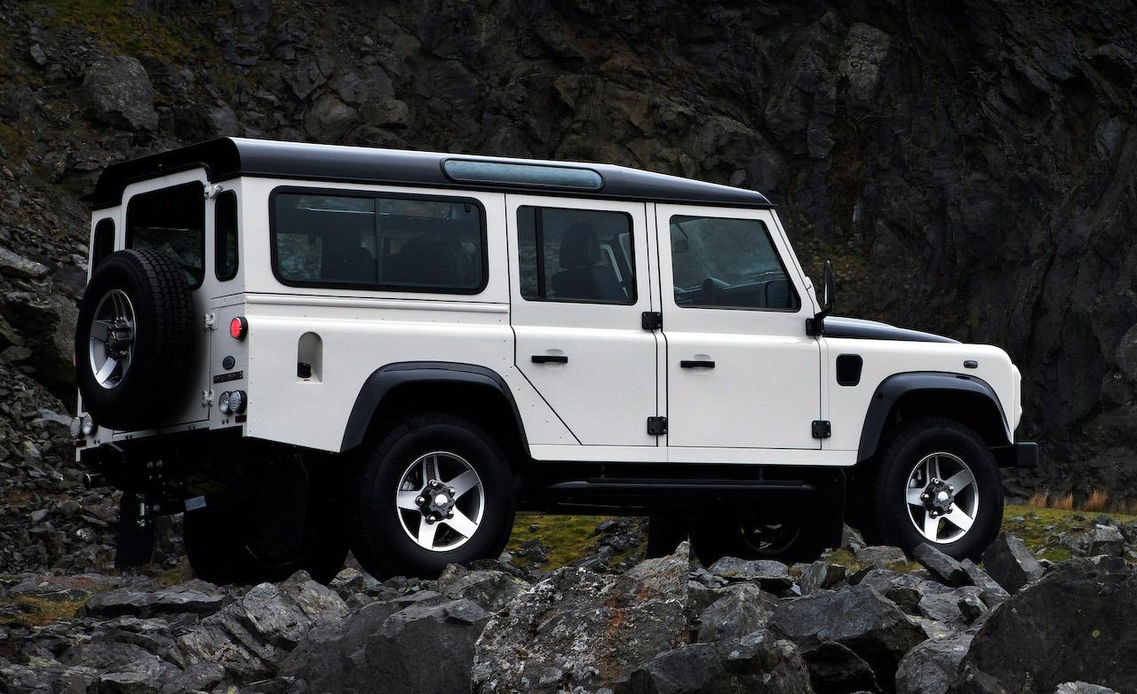 Land rover station photo - 4