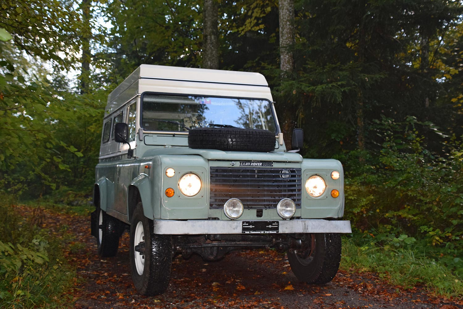 Land-rover station photo - 4
