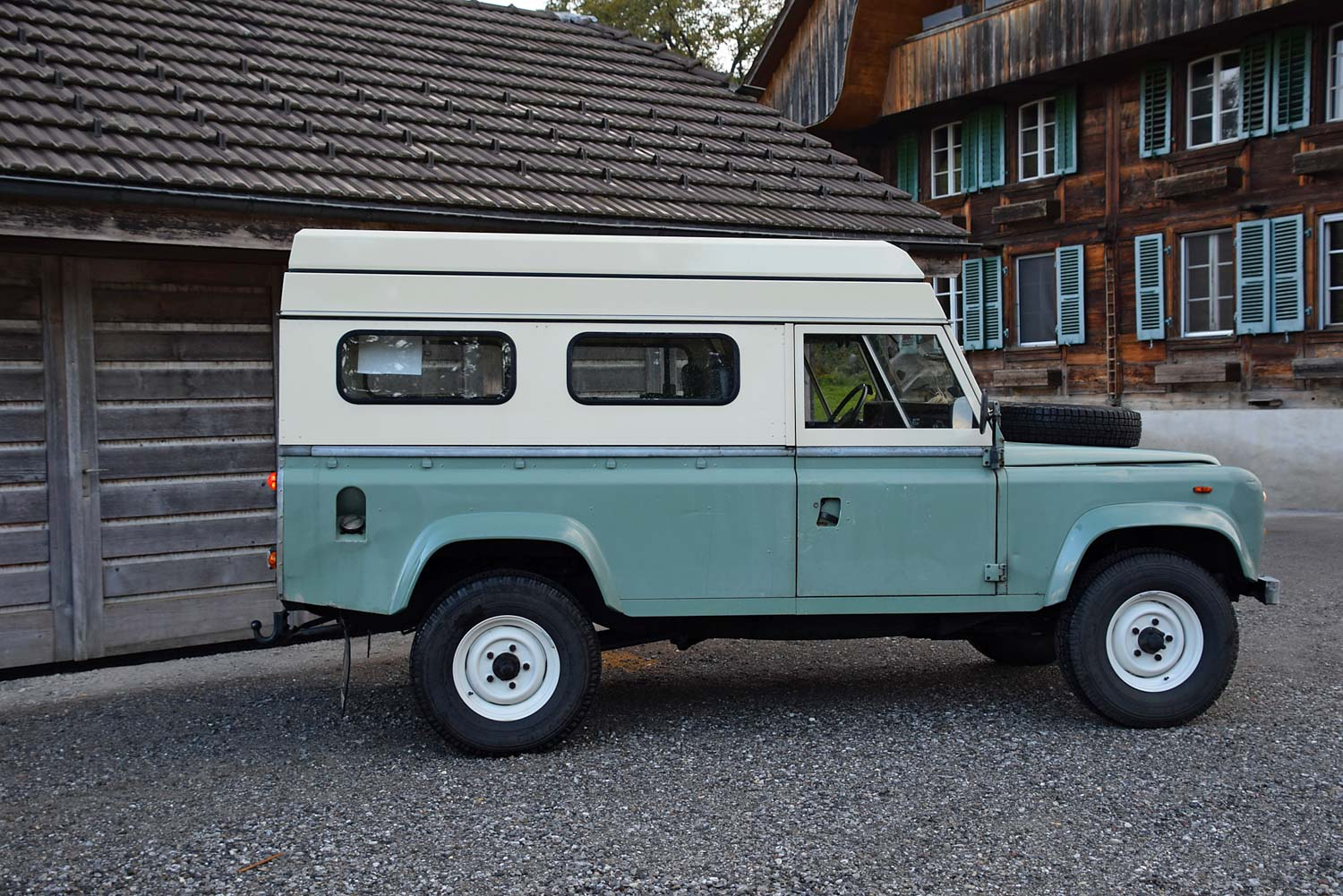 Land-rover station photo - 6