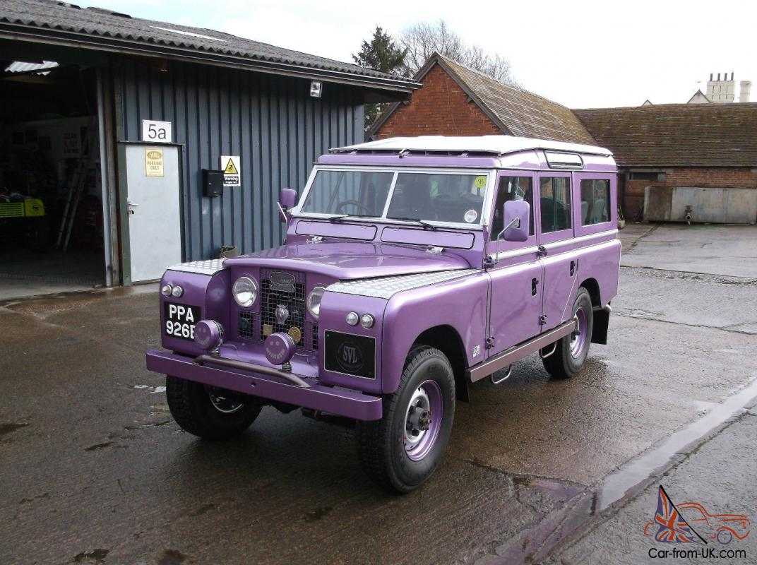 Land rover station photo - 6