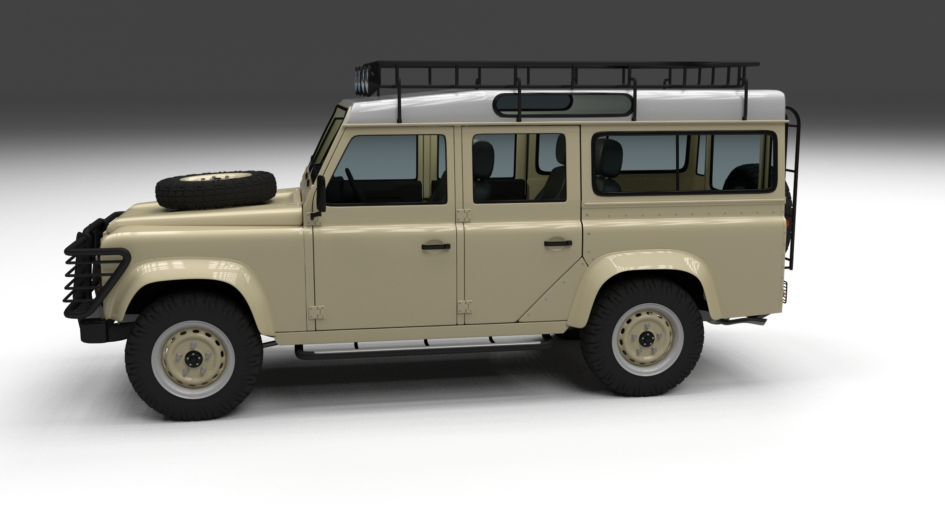 Land-rover station photo - 7