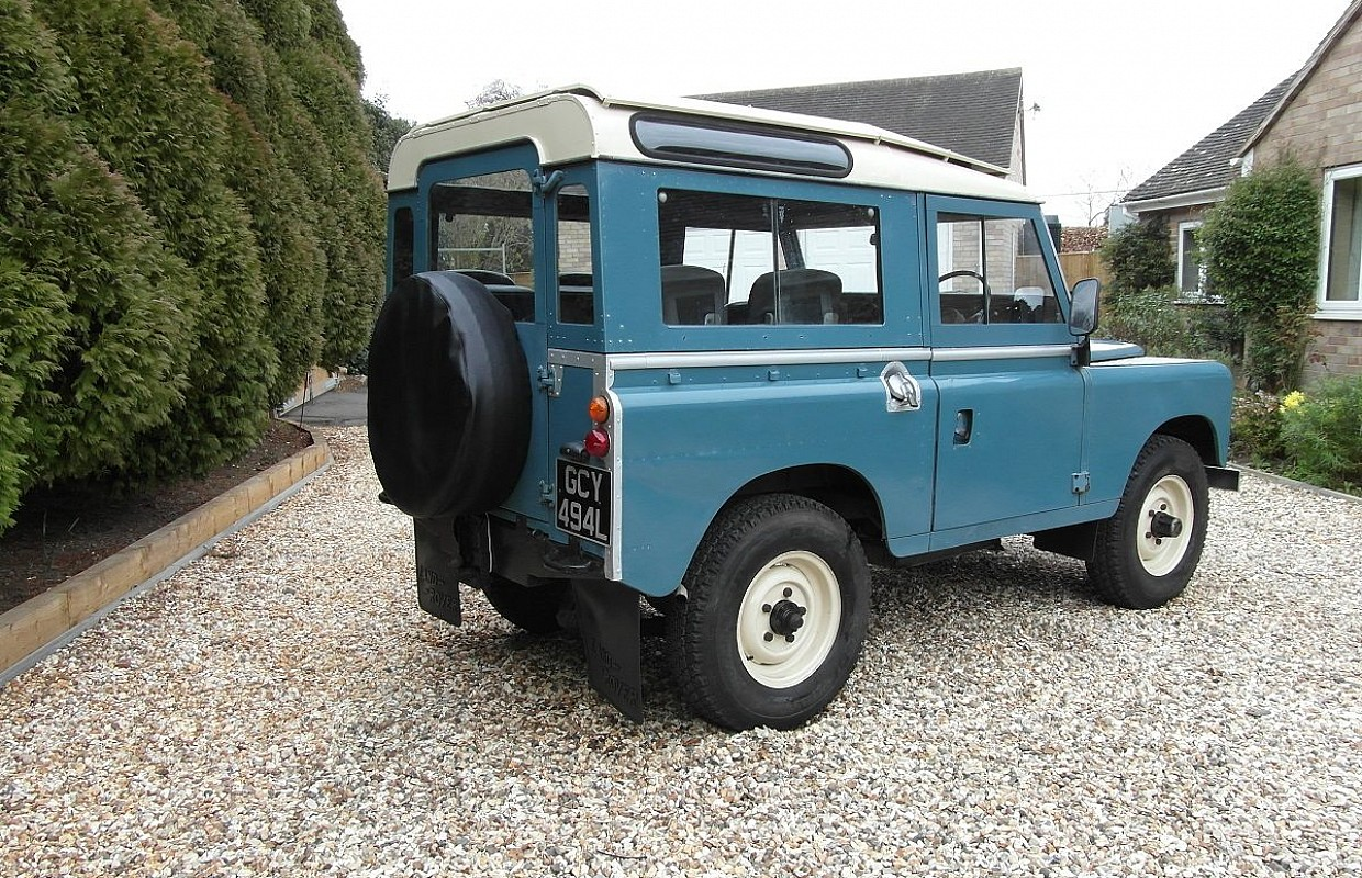 Land rover station photo - 7