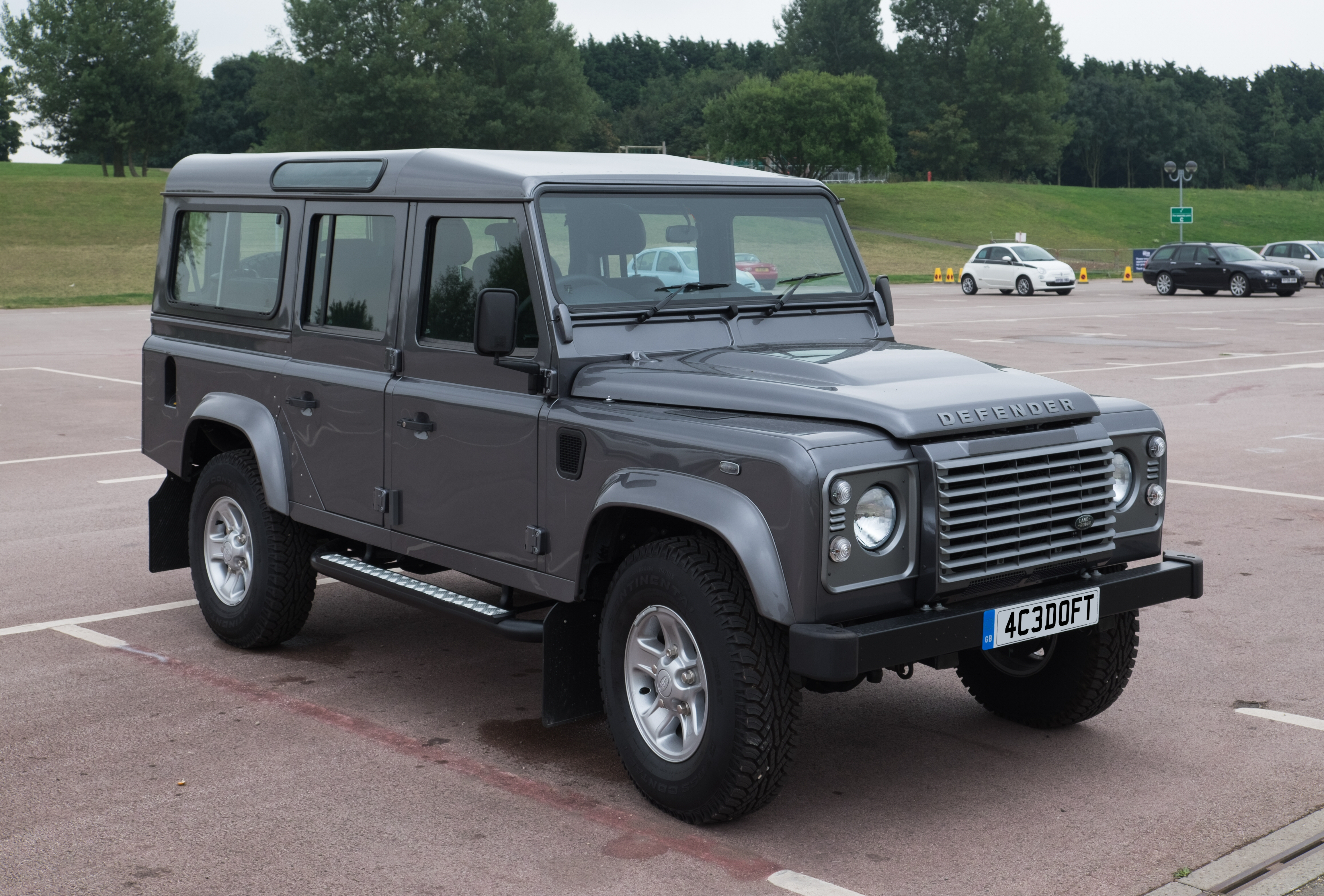 Land-rover station photo - 8