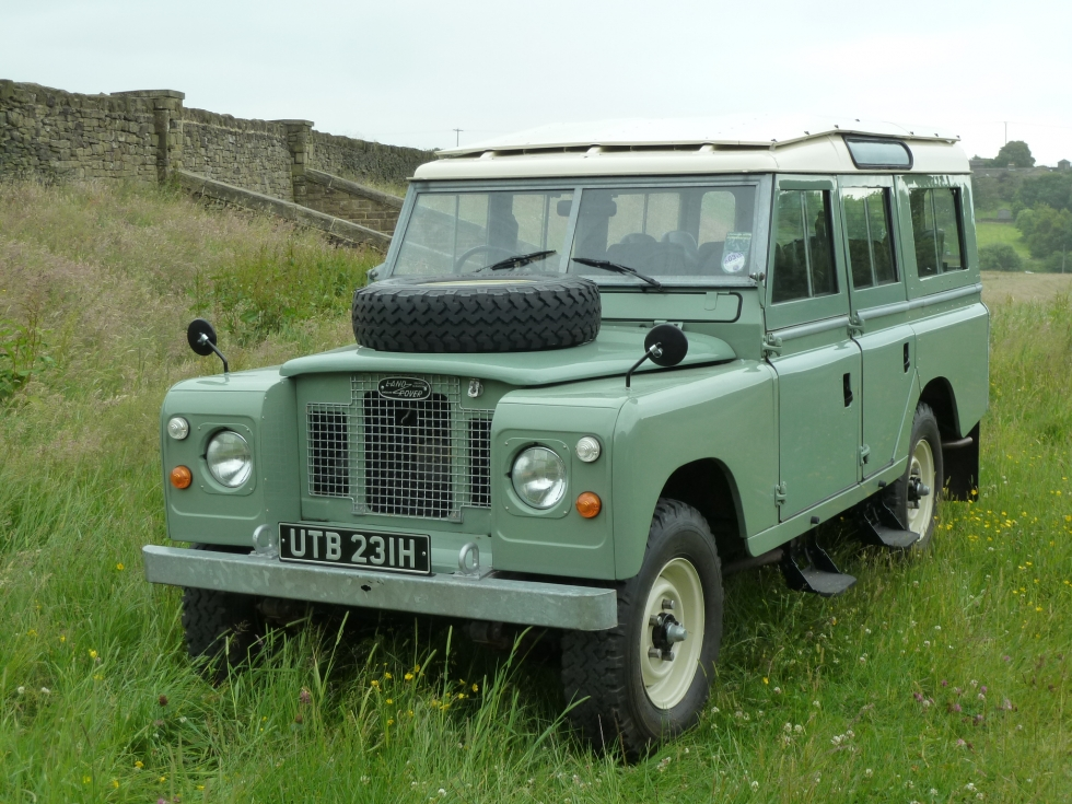 Land rover station photo - 9