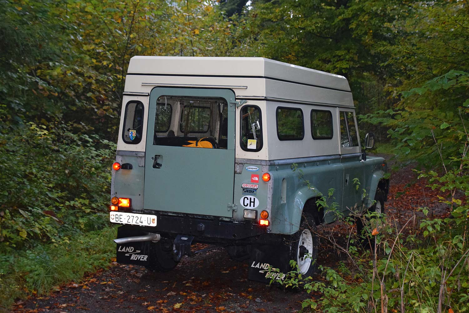 Land-rover station photo - 9