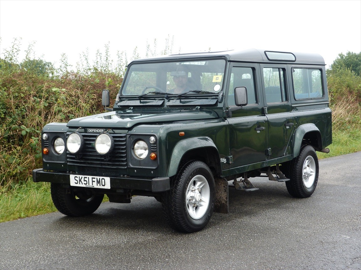 Land rover td5 photo - 1