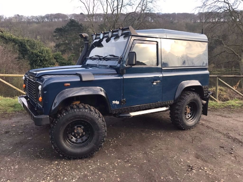 Land rover td5 photo - 10