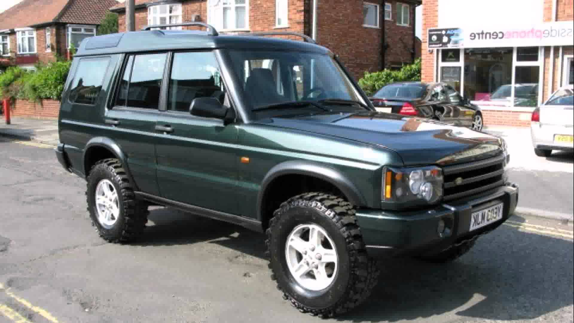 Land rover td5 photo - 2