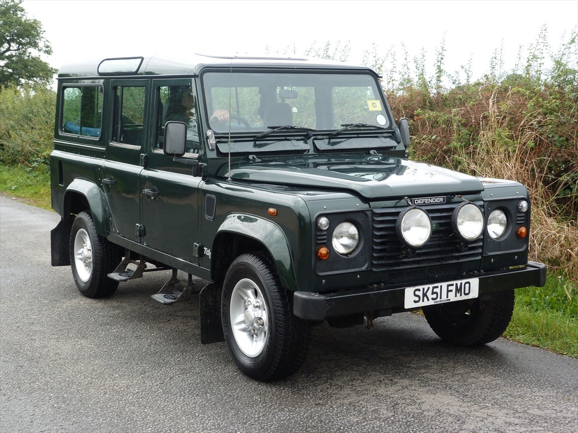 Land rover td5 photo - 3