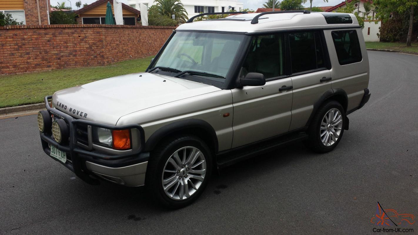Land rover td5 photo - 6