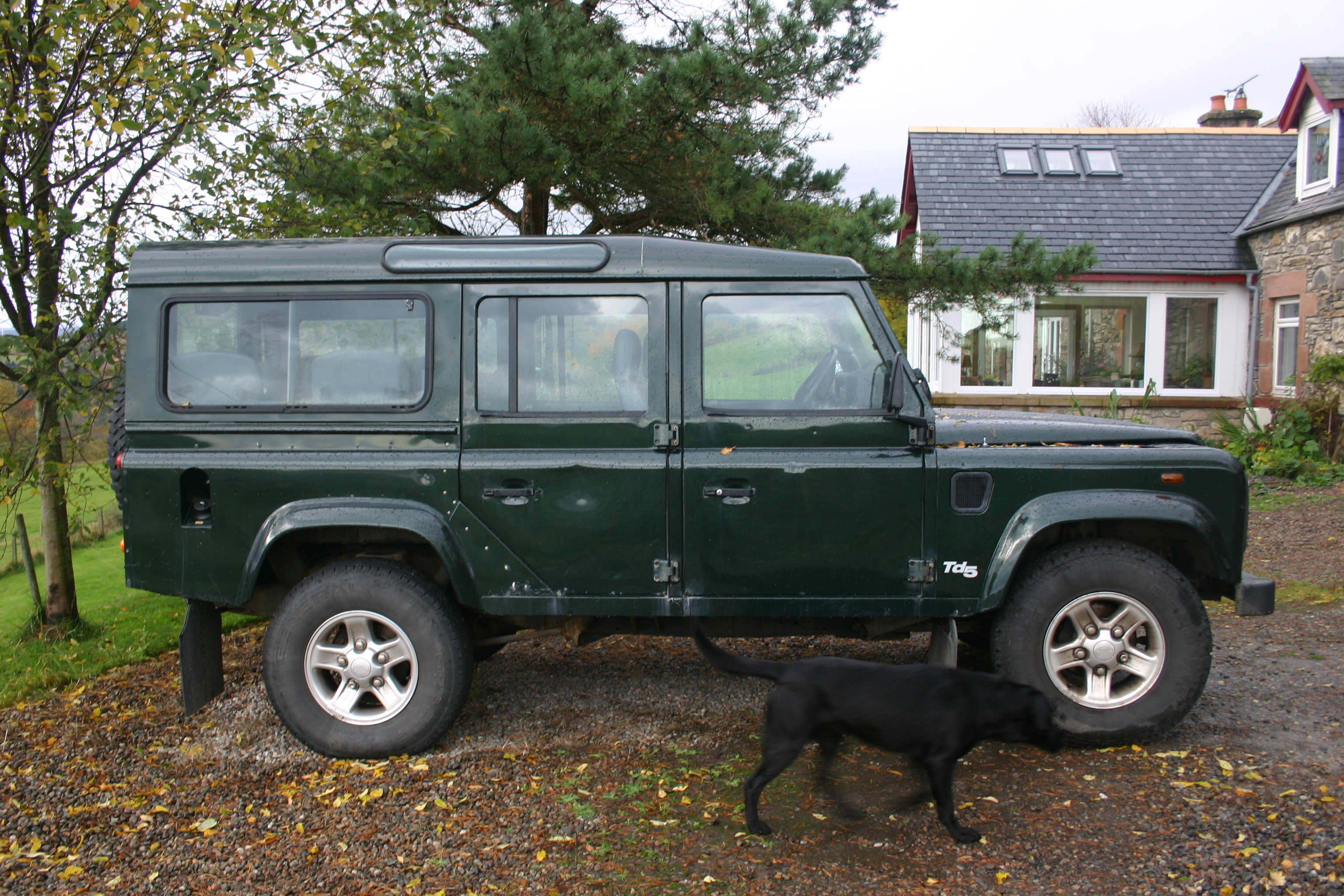 Land rover td5 photo - 7