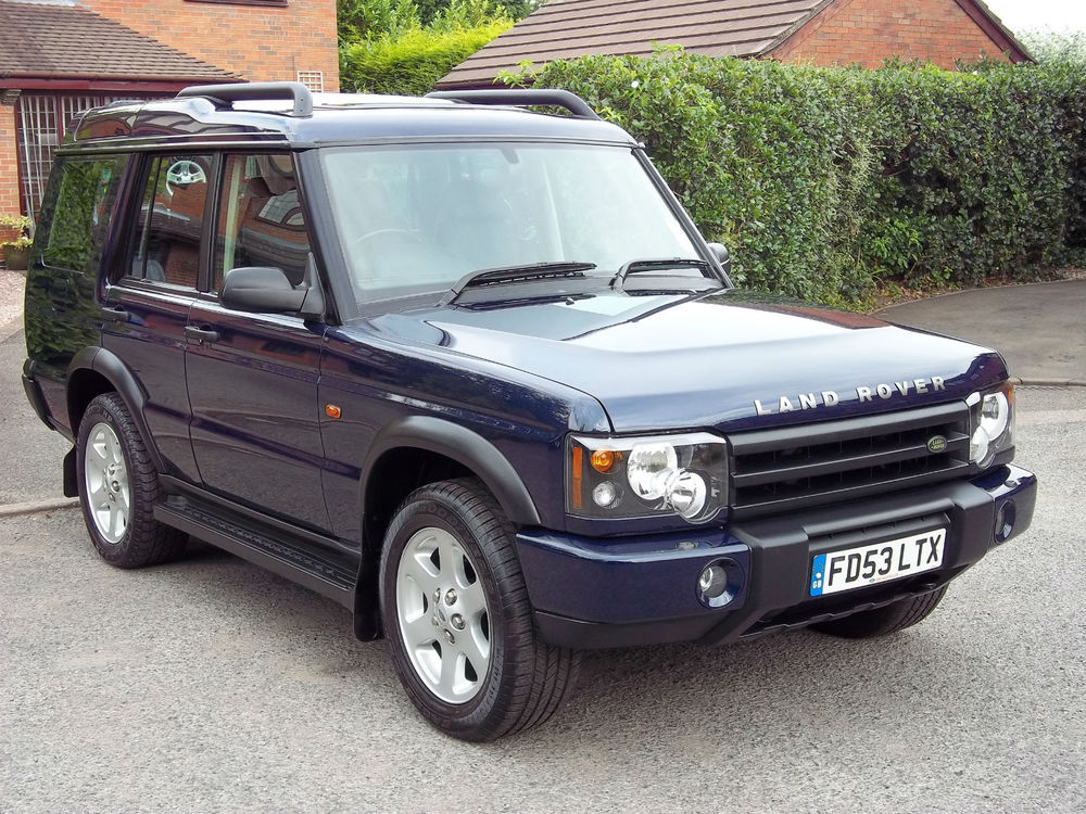 Land rover td5 photo - 9
