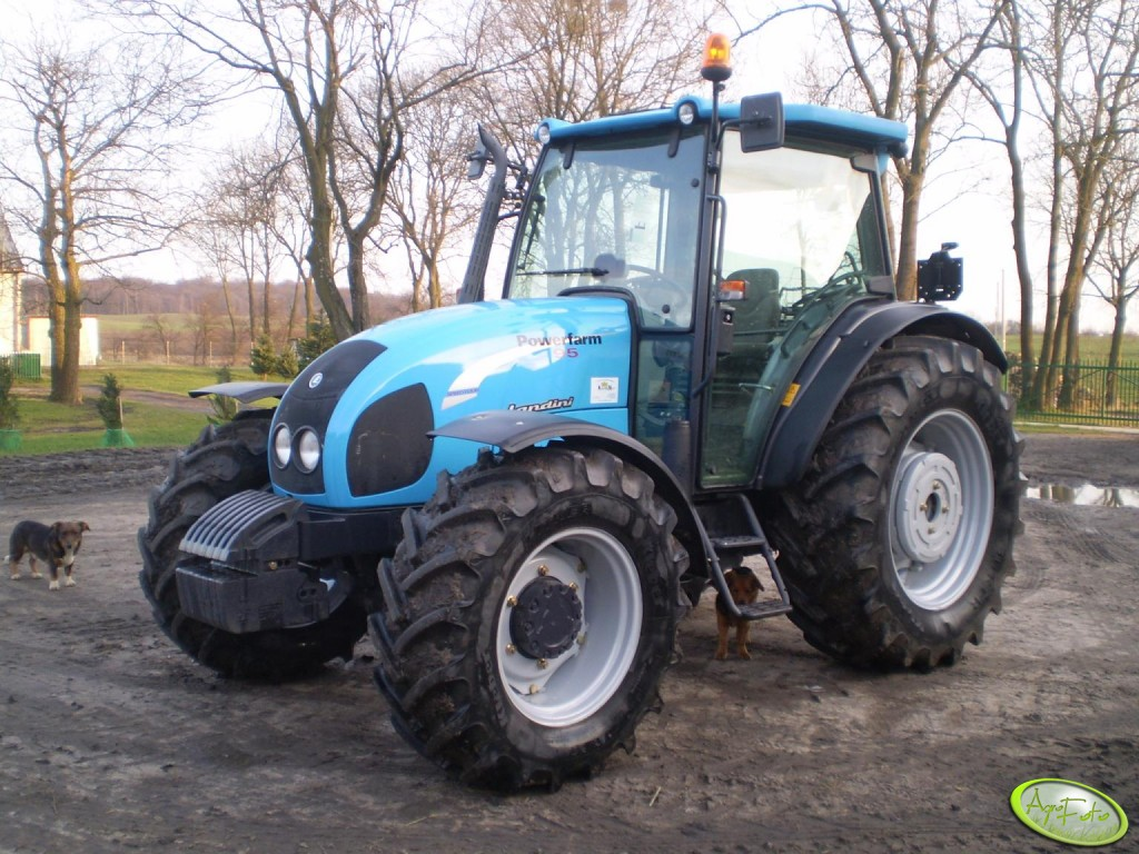 Landini powerfarm photo - 1